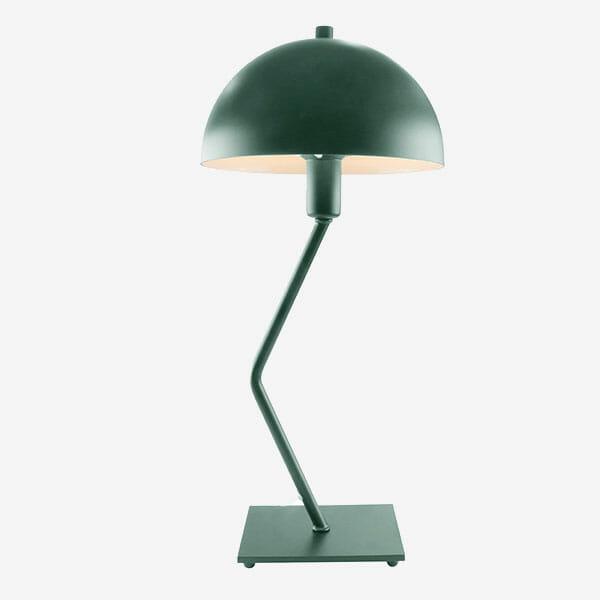 Classic Bordslampa Mattgrön