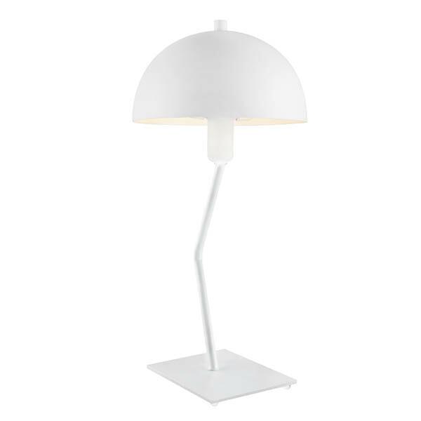 Classic Bordslampa Mattvit