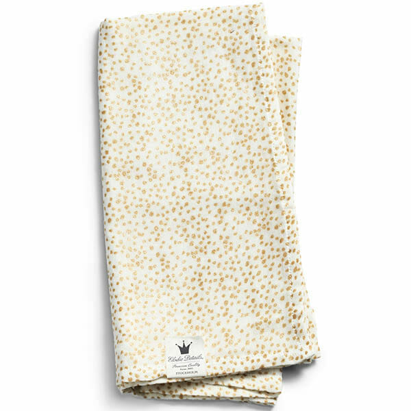 Elodie Details Bamboo Muslin - Gold Shimmer