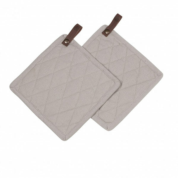 Grytlapp Nature, Beige 2-pack