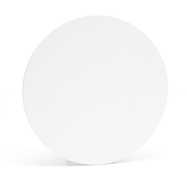 Kids Concept Vägglampa Cirkel, vit
