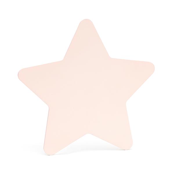 Kids Concept Vägglampa Star, rosa