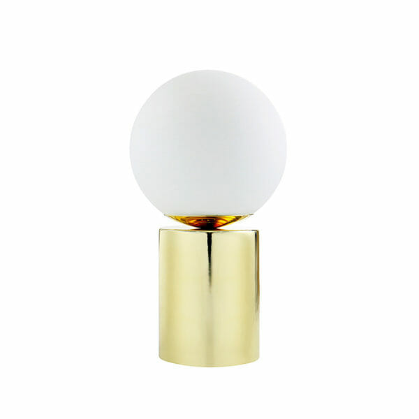 Bordslampa Malevik, Guld
