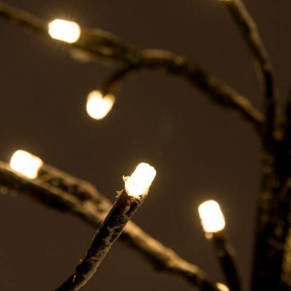 Dekorativ belysning träd (96 LED)