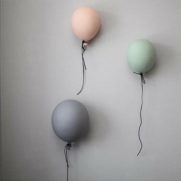 Ballong Dekoration byon
