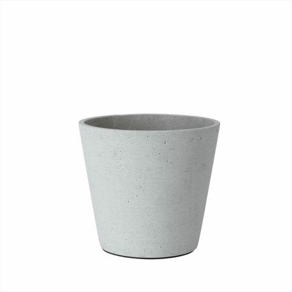 Blomkruka Coluna, Ljusgrå, Medium