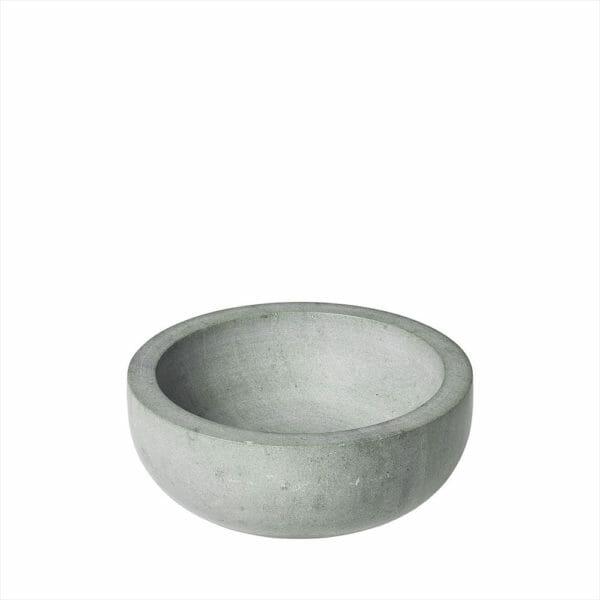 Blomus BOLEA Skål, Grå, Medium