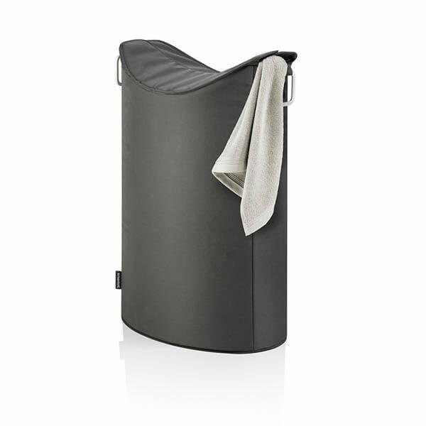 Frisco tvättkorg, Svart