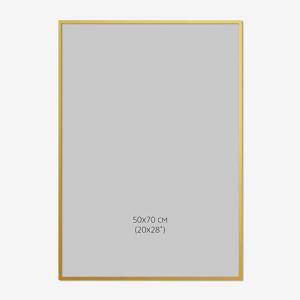 Guldram 50x70cm