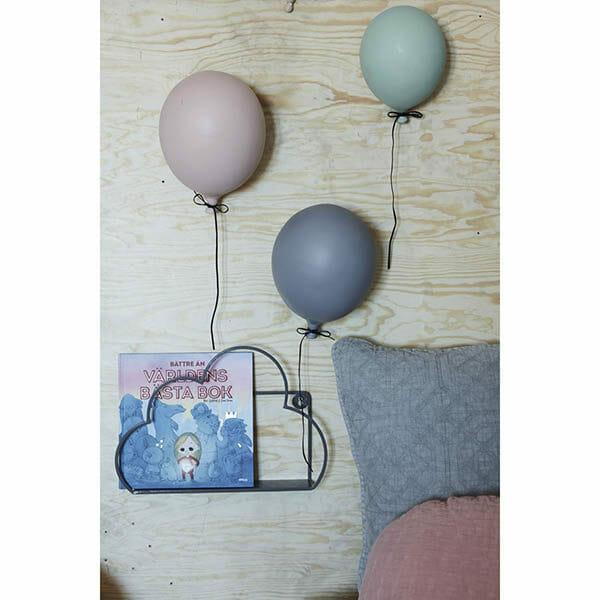 Ballong Dekoration Grön Liten