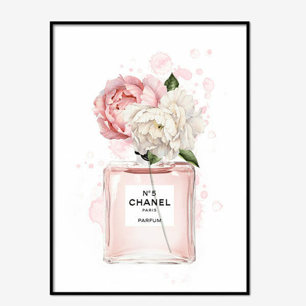 Poster Chanel No 5