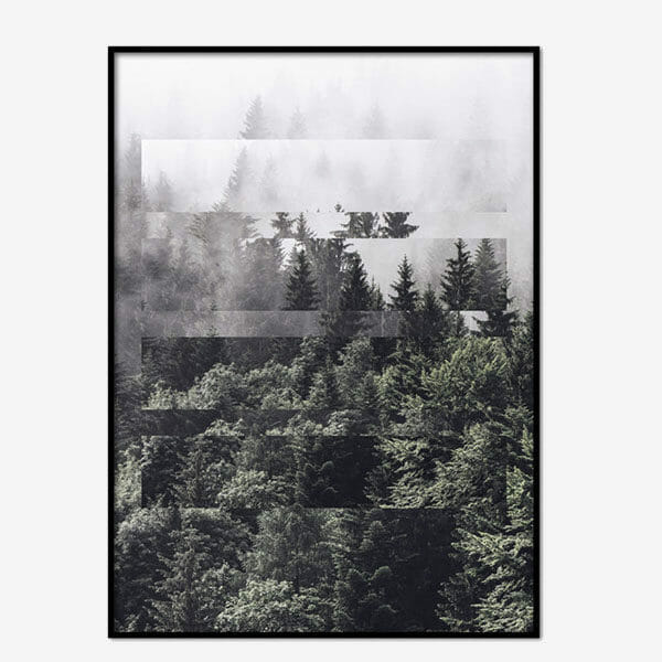 Poster Imagination Forest
