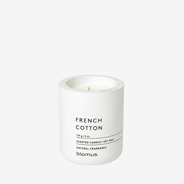 Doftljus Fraga, Medium, French Cotton