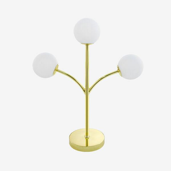 Bordslampa Sörvik, Guld