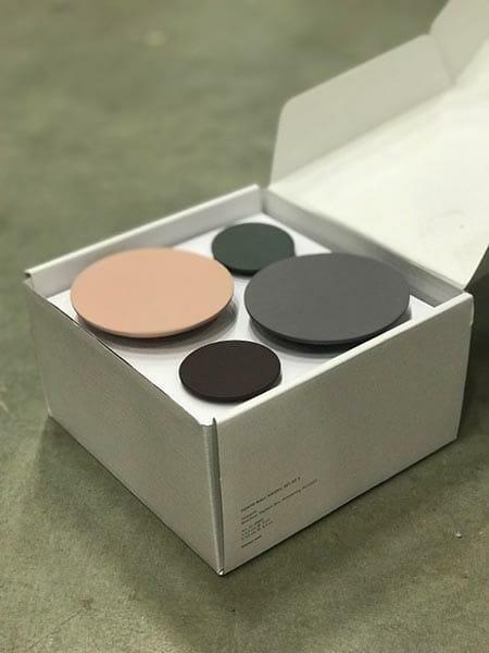 PONTO Väggknopp 4-pack