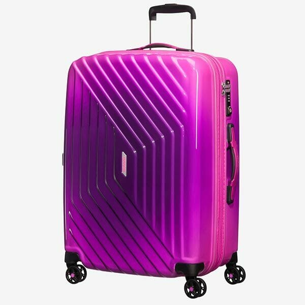 American Tourister Airforce One Rosa, Mellan
