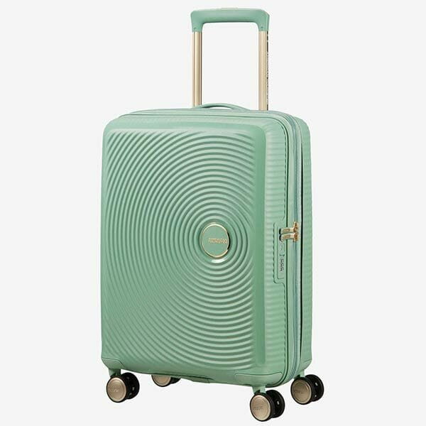 American Tourister Soundbox Grön, Stor