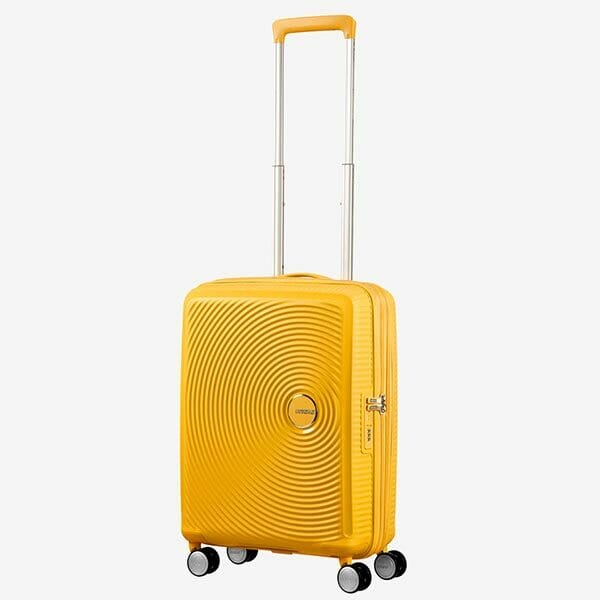American Tourister Soundbox Gul, Liten