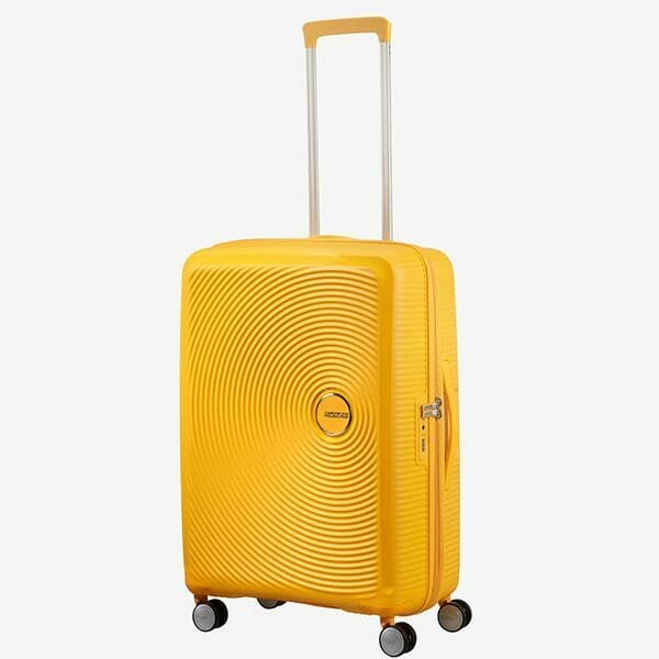 American Tourister Soundbox Gul, Mellan