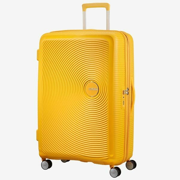 American Tourister Soundbox Gul, Stor