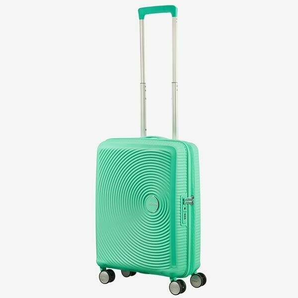 American Tourister Soundbox Mint, Liten