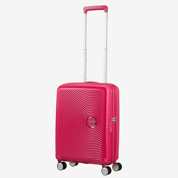 American Tourister Soundbox Rosa, Liten