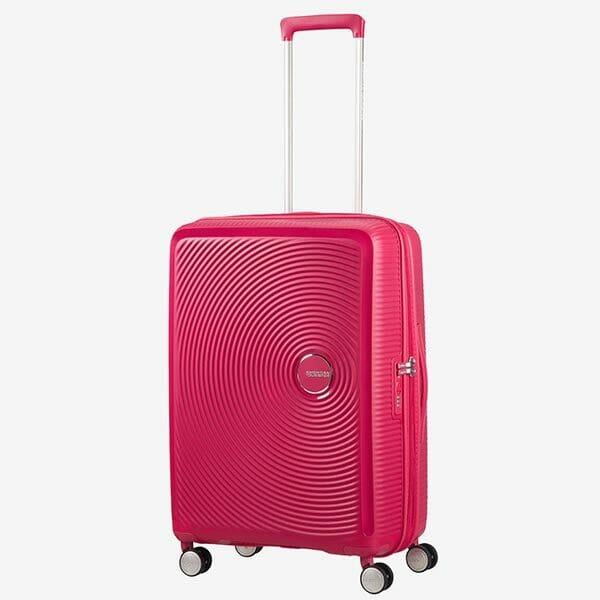 American Tourister Soundbox Rosa, Mellan