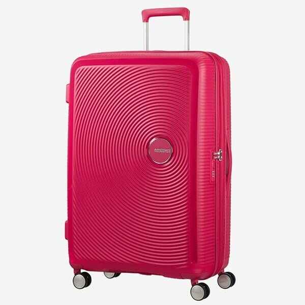 American Tourister Soundbox Rosa, Stor