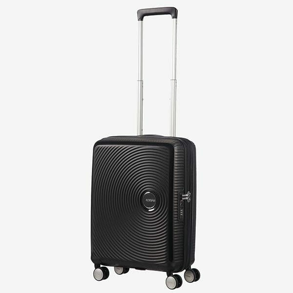 American Tourister Soundbox Svart, Liten