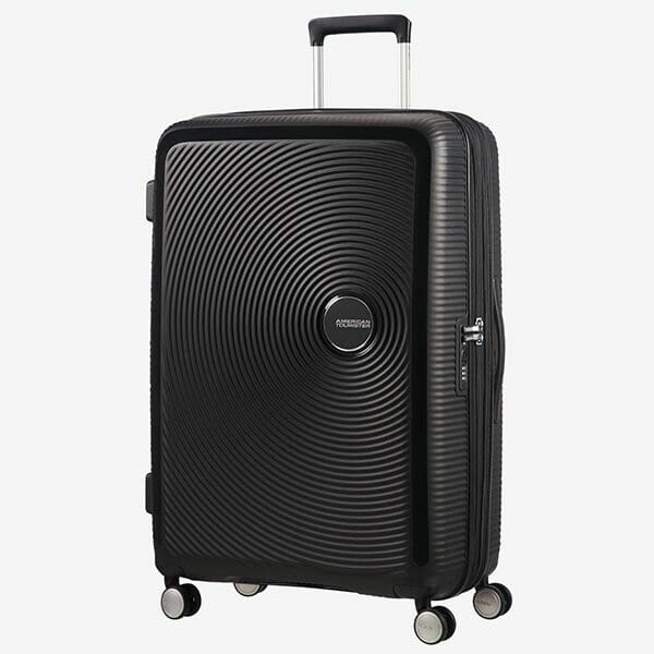 American Tourister Soundbox Svart, Stor