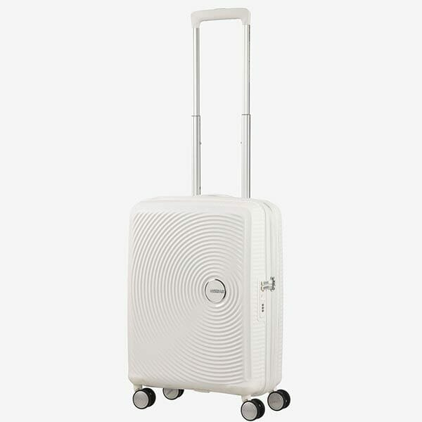 American Tourister Soundbox Vit, Liten