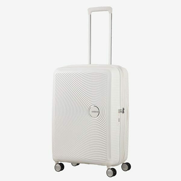 American Tourister Soundbox Vit, Mellan