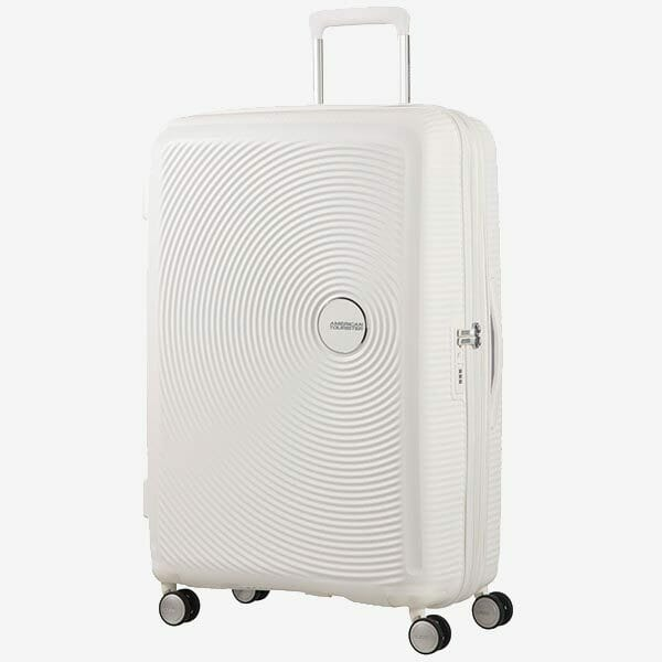 American Tourister Soundbox Vit, Stor