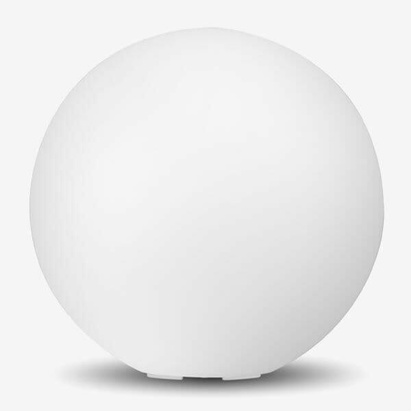 Färgväxlande LED-Lampa GP Moodlite Globe 300