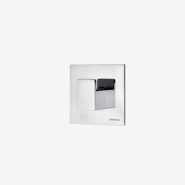 Självhäftande väggkrok Menoto, Stål