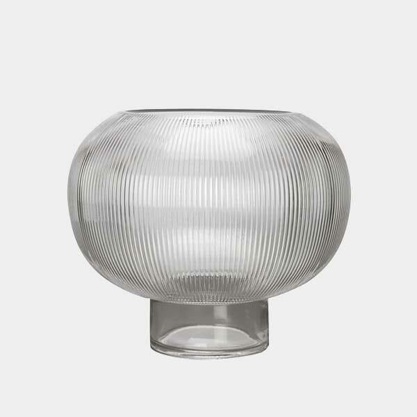 Vas Sphere Byon, Klarglas