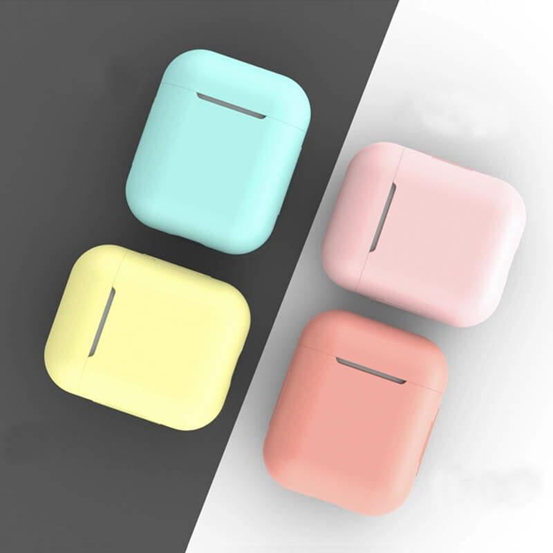 Apple AirPod Silikonfodral, 14 färger
