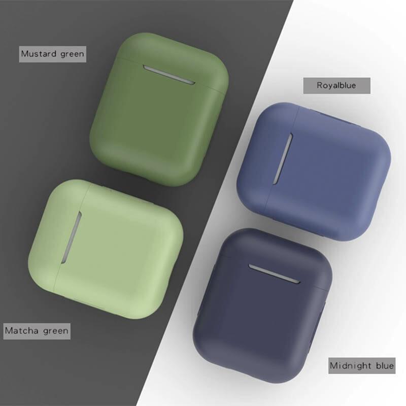 Apple AirPod Silikonfodral, 14 färger - Boldliving.se