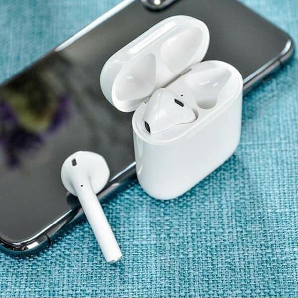 Tips på trådlösa hörlurar billigare Airpod (TWS i12)