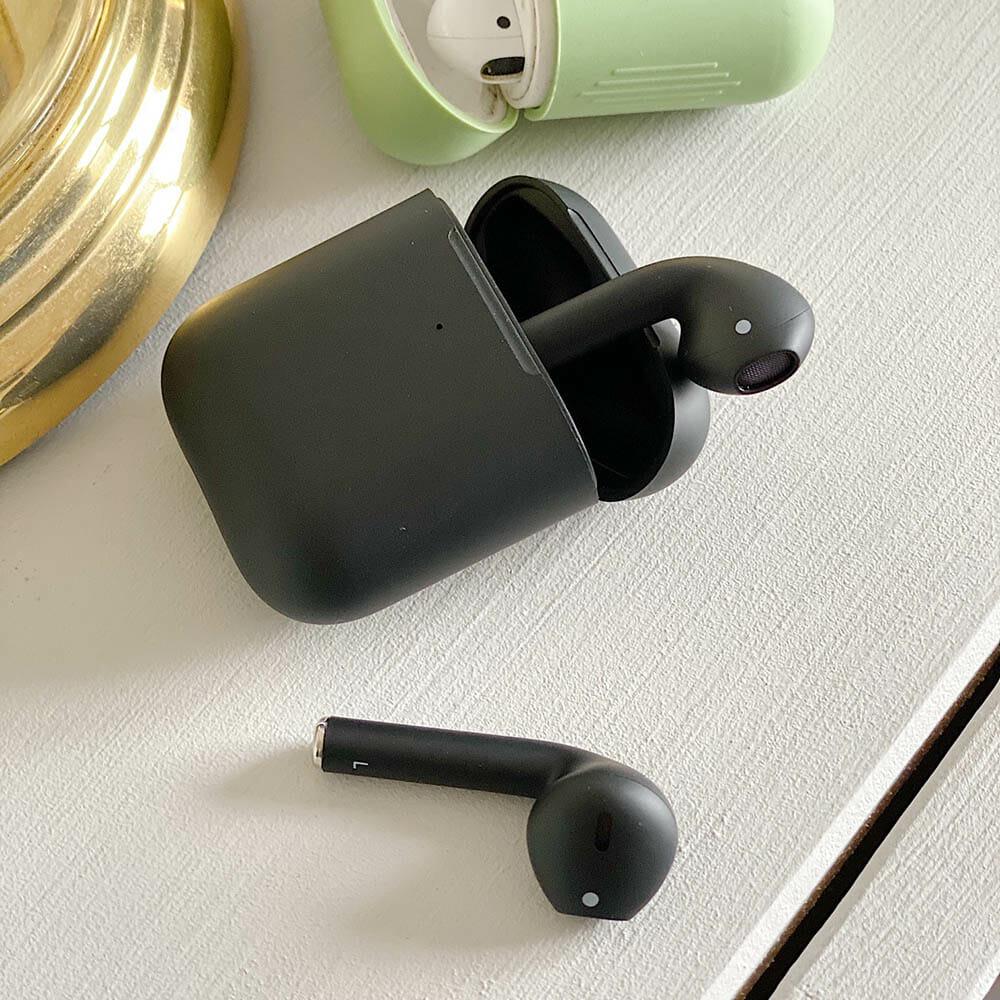 Trådlösa hörlurar In-Ear med Bluetooth PRO Svart