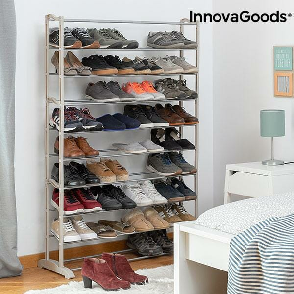 Stående Skohylla för 45 par skor