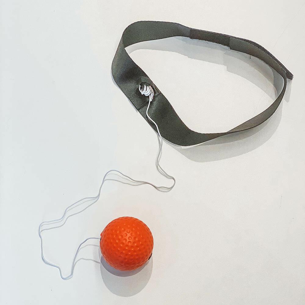 Boxboll reaktionstränare Speedball