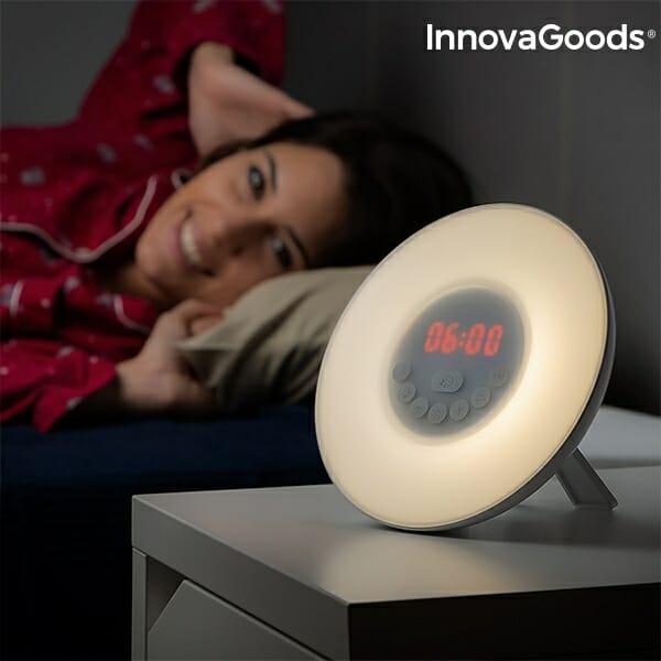 Wake up Light Väckarklocka LED