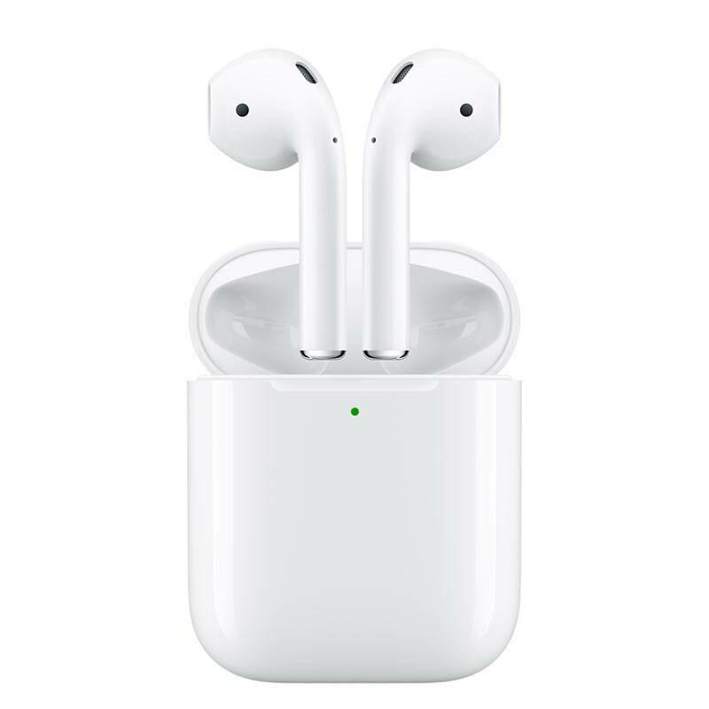 Trådlösa hörlurar In-Ear med Bluetooth PRO vit