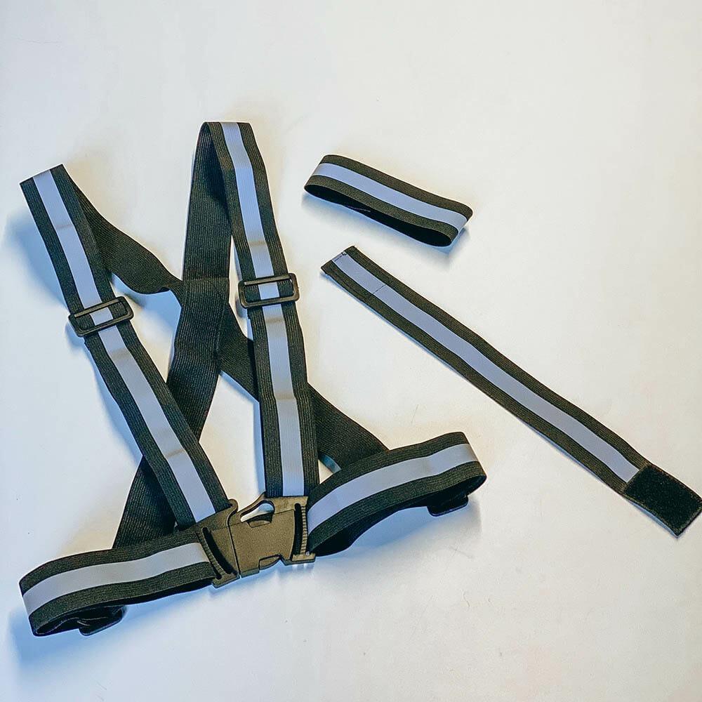 Reflexväst - Reflexsele - Reflexband