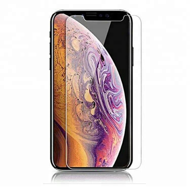 Skärmskydd härdat glas iPhone