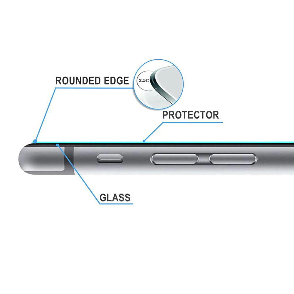 Skärmskydd härdat glas iPhone X/XS/11 PRO