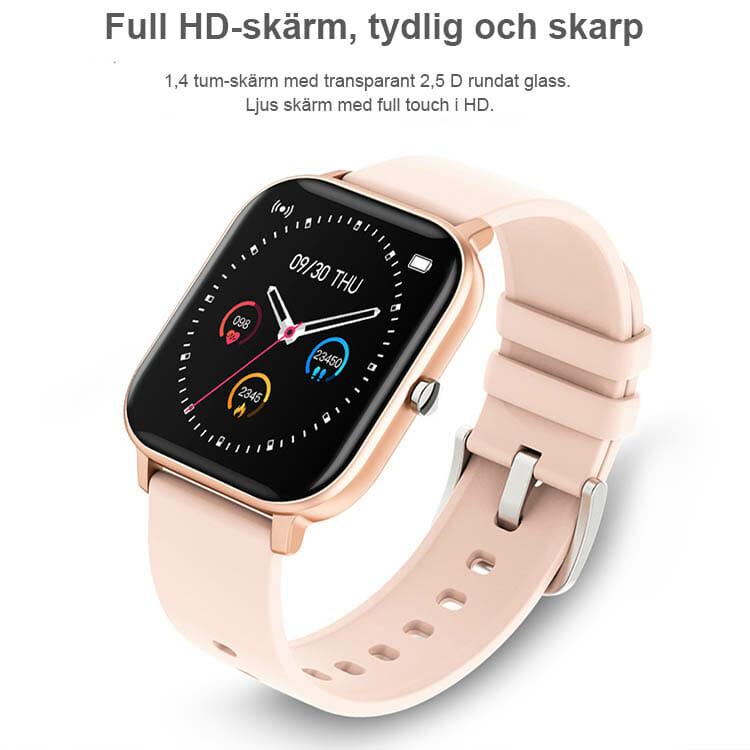 Smartwatch klocka Vattentät PRO
