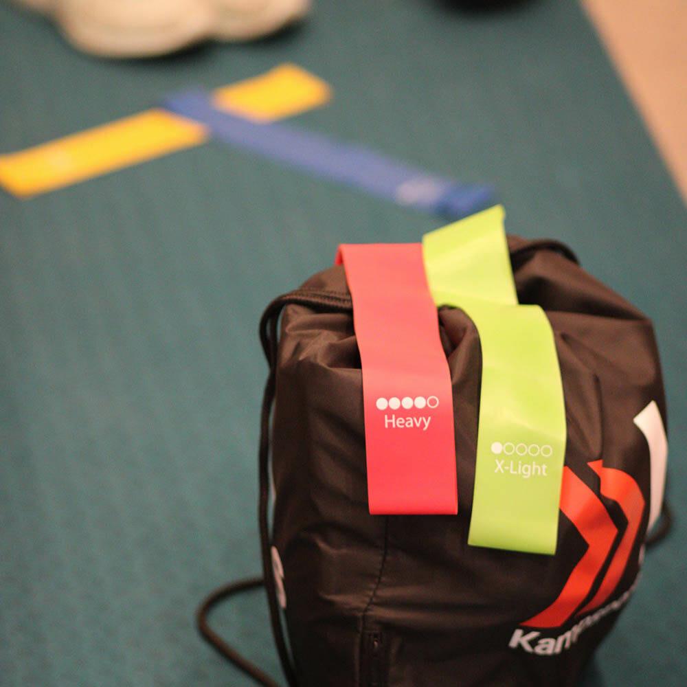 Träningsband Reflexband 5-pack