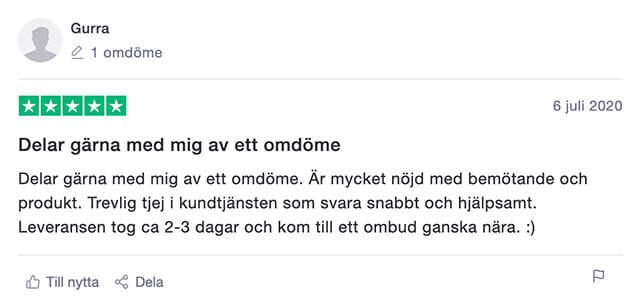 Omdöme Boldliving.se